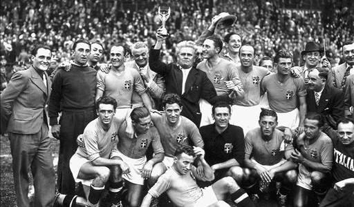 3ª COPA DO MUNDO – 1938 – FRANÇA
