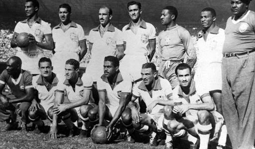 4ª COPA DO MUNDO – 1950 – BRASIL