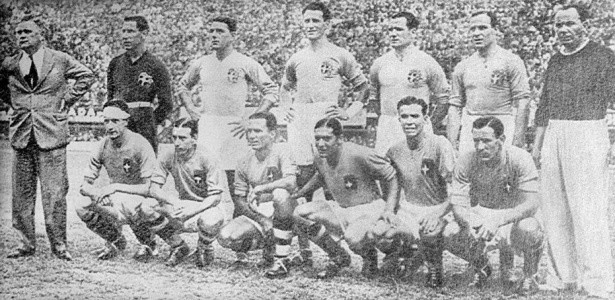 2ª COPA DO MUNDO – 1934 – ITÁLIA