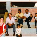Narrando futebol em Bituruna